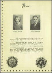 Page 14, 1942 Edition, Correctionville High School - Warrior Yearbook (Correctionville, IA) online yearbook collection