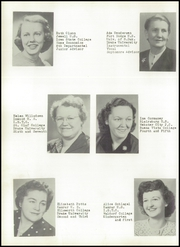 Page 10, 1954 Edition, Steamboat Rock High School - Old Gold Yearbook (Steamboat Rock, IA) online yearbook collection