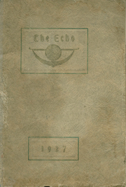Page 1, 1927 Edition, Afton High School - Echo Yearbook (Afton, IA) online yearbook collection