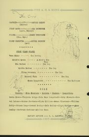Page 10, 1927 Edition, Afton High School - Echo Yearbook (Afton, IA) online yearbook collection