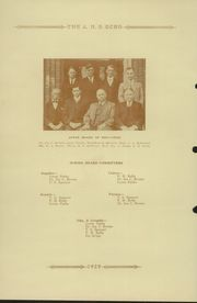 Page 16, 1927 Edition, Afton High School - Echo Yearbook (Afton, IA) online yearbook collection