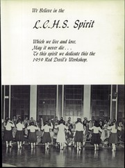 Page 11, 1959 Edition, Lawrence County High School - En Retrospect Yearbook (Moulton, AL) online yearbook collection