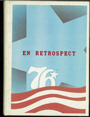1976 Edition, Lawrence County High School - En Retrospect Yearbook (Moulton, AL)