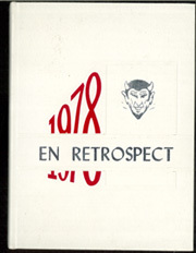 1978 Edition, Lawrence County High School - En Retrospect Yearbook (Moulton, AL)