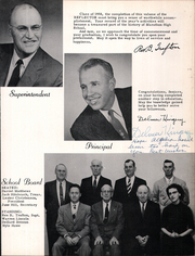 Page 11, 1958 Edition, Marathon High School - Reflector Yearbook (Marathon, IA) online yearbook collection