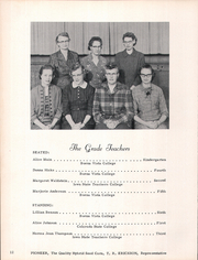 Page 16, 1958 Edition, Marathon High School - Reflector Yearbook (Marathon, IA) online yearbook collection