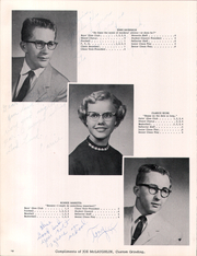 Page 16, 1959 Edition, Marathon High School - Reflector Yearbook (Marathon, IA) online yearbook collection