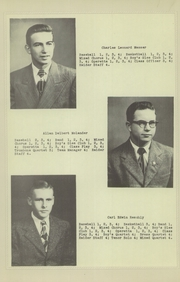 Page 17, 1950 Edition, Olds Consolidated High School - Raider Yearbook (Olds, IA) online yearbook collection