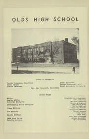 Page 7, 1950 Edition, Olds Consolidated High School - Raider Yearbook (Olds, IA) online yearbook collection