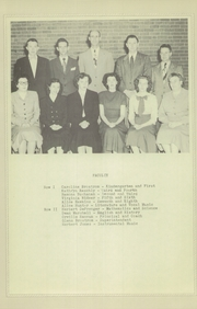 Page 9, 1950 Edition, Olds Consolidated High School - Raider Yearbook (Olds, IA) online yearbook collection