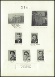 Page 11, 1955 Edition, Olds Consolidated High School - Raider Yearbook (Olds, IA) online yearbook collection