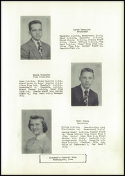 Page 17, 1955 Edition, Olds Consolidated High School - Raider Yearbook (Olds, IA) online yearbook collection