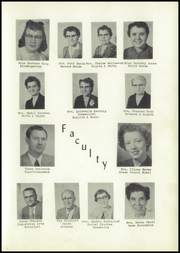Page 9, 1955 Edition, Olds Consolidated High School - Raider Yearbook (Olds, IA) online yearbook collection