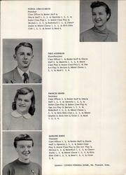 Page 13, 1956 Edition, Olds Consolidated High School - Raider Yearbook (Olds, IA) online yearbook collection