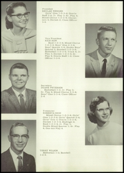 Page 10, 1959 Edition, Olds Consolidated High School - Raider Yearbook (Olds, IA) online yearbook collection