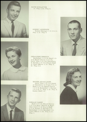 Page 12, 1959 Edition, Olds Consolidated High School - Raider Yearbook (Olds, IA) online yearbook collection