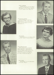 Page 13, 1959 Edition, Olds Consolidated High School - Raider Yearbook (Olds, IA) online yearbook collection