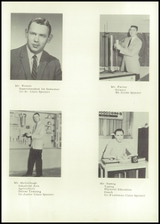 Page 7, 1959 Edition, Olds Consolidated High School - Raider Yearbook (Olds, IA) online yearbook collection
