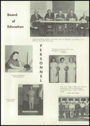 Page 9, 1959 Edition, Olds Consolidated High School - Raider Yearbook (Olds, IA) online yearbook collection