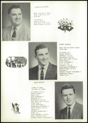 Page 16, 1958 Edition, Lake Park High School - Little Newsance Yearbook (Lake Park, IA) online yearbook collection