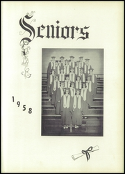 Page 3, 1958 Edition, Lake Park High School - Little Newsance Yearbook (Lake Park, IA) online yearbook collection