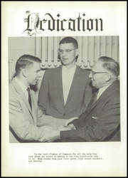 Page 4, 1958 Edition, Lake Park High School - Little Newsance Yearbook (Lake Park, IA) online yearbook collection