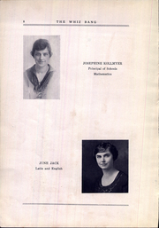 Page 12, 1922 Edition, Grand Junction High School - Whiz Bang Yearbook (Grand Junction, IA) online yearbook collection
