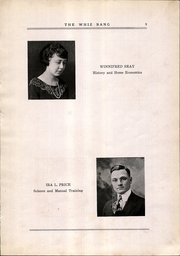 Page 13, 1922 Edition, Grand Junction High School - Whiz Bang Yearbook (Grand Junction, IA) online yearbook collection