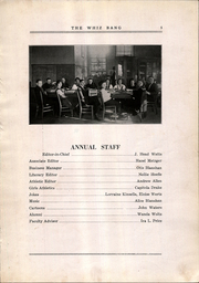 Page 9, 1922 Edition, Grand Junction High School - Whiz Bang Yearbook (Grand Junction, IA) online yearbook collection