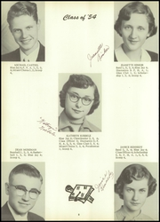 Grand Junction High School - Whiz Bang Yearbook (Grand Junction, IA) online yearbook collection, 1954 Edition, Page 12