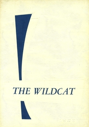 Page 1, 1958 Edition, Glidden High School - Wildcat Yearbook (Glidden, IA) online yearbook collection