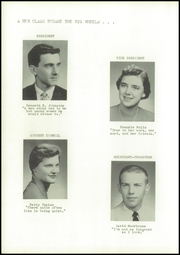 Page 14, 1958 Edition, Glidden High School - Wildcat Yearbook (Glidden, IA) online yearbook collection