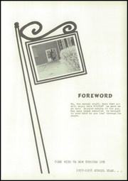 Page 7, 1958 Edition, Glidden High School - Wildcat Yearbook (Glidden, IA) online yearbook collection