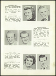 Page 13, 1955 Edition, Redfield High School - Bulldog Yearbook (Redfield, IA) online yearbook collection