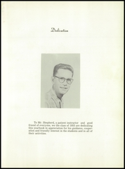 Page 7, 1955 Edition, Redfield High School - Bulldog Yearbook (Redfield, IA) online yearbook collection