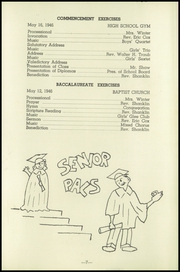 Page 11, 1946 Edition, Emerson High School - Maroon Yearbook (Emerson, IA) online yearbook collection