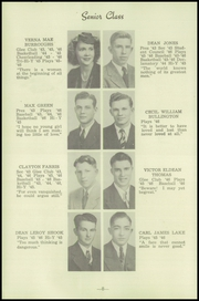 Page 12, 1946 Edition, Emerson High School - Maroon Yearbook (Emerson, IA) online yearbook collection