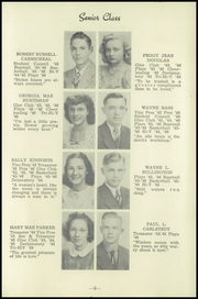 Page 13, 1946 Edition, Emerson High School - Maroon Yearbook (Emerson, IA) online yearbook collection
