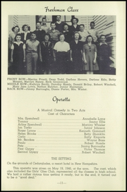 Page 15, 1946 Edition, Emerson High School - Maroon Yearbook (Emerson, IA) online yearbook collection
