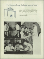 Page 14, 1947 Edition, Trinity High School - Blue and White Yearbook (Sioux City, IA) online yearbook collection