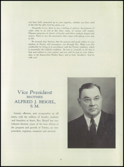 Page 17, 1947 Edition, Trinity High School - Blue and White Yearbook (Sioux City, IA) online yearbook collection