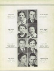 Page 11, 1942 Edition, Vinton High School - Arrow Yearbook (Vinton, IA) online yearbook collection