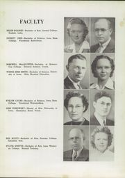 Page 11, 1944 Edition, Vinton High School - Arrow Yearbook (Vinton, IA) online yearbook collection
