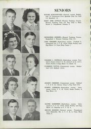 Page 16, 1944 Edition, Vinton High School - Arrow Yearbook (Vinton, IA) online yearbook collection