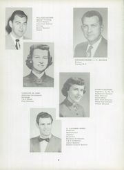 Page 12, 1955 Edition, Lynnville High School - Lynnx Yearbook (Lynnville, IA) online yearbook collection
