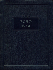 1943 Edition, Quimby High School - Echo Yearbook (Quimby, IA)