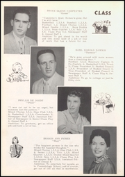 Page 10, 1959 Edition, Runnells High School - Bobcat Yearbook (Runnells, IA) online yearbook collection