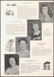 Page 11, 1959 Edition, Runnells High School - Bobcat Yearbook (Runnells, IA) online yearbook collection