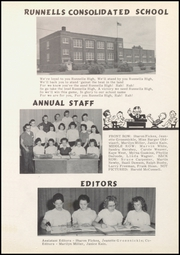 Page 5, 1959 Edition, Runnells High School - Bobcat Yearbook (Runnells, IA) online yearbook collection