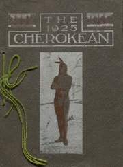 Wilson High School - Cherokean Yearbook (Cherokee, IA) online yearbook collection, 1925 Edition, Page 1